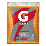 Gatorade Drink Powder, Fruit Punch, Yields 1 Gallon, 1 Case