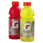 Gatorade Sports Drink, Wide Mouth Bottle, Fruit Punch, 20 Oz, Case of 24