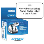 Dymo Name Badge With Clip Hole Name Badge Labels