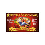 Celestial Seasonings Cinnamon Apple Spice Tea 1 1/2 oz.