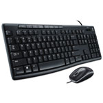 Logitech Media Combo MK200 - Keyboard , Mouse