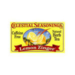 Celestial Seasonings Lemon Zinger Tea 1 1/2 oz.