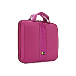 "Caselogic 11.6"" Molded Netbook Sleeve - Notebook Sleeve, Magenta"