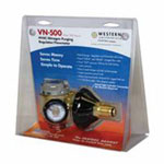 Western Enterprises PRESET NITROGEN PURGINGREGULATOR WITH 250 PSI