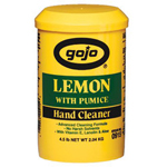"Gojo 4-1/2""lb Hand Cleaner w/Pumice Creme-type"