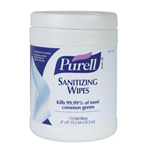 Purell Purell Purell Pop Up Sanitizing Hand Wipe Canister