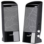 Genius SP J200 - PC Multimedia Speakers