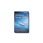 Microsoft Windows Server 2008 - Administrator's Pocket Consultant - reference book
