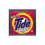 Tide Bleach Powder Laundry Detergent, 33 Oz, Case of 15