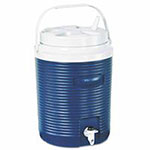 Rubbermaid 2-Gallon Victory Jugs, 2 gal, Modern Blue