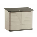 Rubbermaid Storage Shed Olive Green