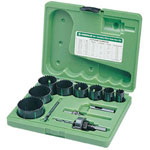Greenlee 03480 Ele/plmb Holesaw Kit