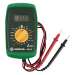 Greenlee Manual Ranging Multimeter