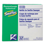 Swiffer Sweeper Refill Cloths 6 Per Case