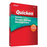 Intuit Quicken Starter Edition 2010 - complete package