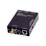 XBlue Media Converter - 10Base-T, 10Base-FL - SC Multi-mode - RJ45 - External - Up To 1.2 Miles - 850 Nm