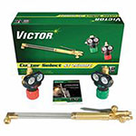 Victor Technologies Cutter Select ST 2600 FC Outfits, 8 in / 90° Head, 540/510 ESS4 Regulators