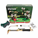 Victor Technologies Medalist G-350 Cutting Systems, WH 370FC-V Handle, CA 370-V Attachment, 540/300