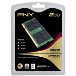 PNY Optima Memory - 2 GB - SO DIMM 200-pin - DDR2
