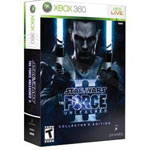 Lucasarts Star Wars The Force Unleashed II Collector's Edition - Complete Package