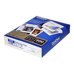"Brother Multipurpose Paper, 8 1/2""x11"", 96 Bright, White, One Ream"