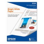 "Epson Plain Paper - Letter A Size (8.5"" x 11 In) - 500 Sheet(s)"