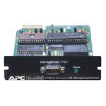 APC Out-of-Band Management Card - Remote Management Adapter