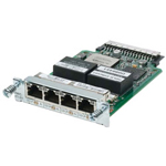 Cisco Cisco Clear Channel T1/E1 High Speed WAN Interface Card - Expansion Module - 4 Ports