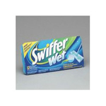 Swiffer Wet Disposable Refill Cloth