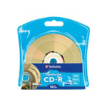 Verbatim LightScribe - CD-R X 10 - 700 MB - Storage Media