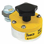Tweco Switchable Magnetic Ground Clamp, 600 A