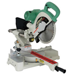 "Hitachi 10"" Laser Guided Compound Miter Saw"