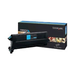 Lexmark Toner CartridCyan 14000 Pages LCCP