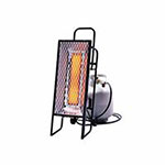 HeatStar Portable Radiant Heater, 125,000 Btu/h, 17 h