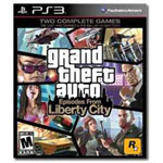 Take-Two Interactive Software Grand Theft Auto Episodes From Liberty City - Complete Package