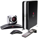 Polycom HDX 8004 XLP Video Conferencing Kit