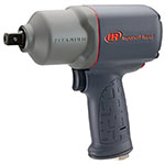 Ingersoll Rand 1/2in Air Impactool Wrenches, 50ft lb-550ft lb, 780 ft lb Reverse, Pin Retainer
