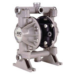 "Ingersoll Rand 1/2"" Diaphragm Pump Polypro Body Poly Dia"