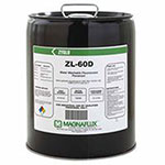 Magnaflux Zyglo ZL-60D Water Washable Fluorescent Penetrants, Liquid, Pail, 5 gal