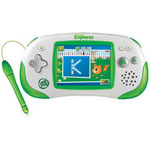 LeapFrog LeapSter Explorer - Handheld Game Console