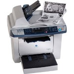 Okidata Konica Minolta PAGEPRO 1390 Monochrome Multifunction Laser Printer