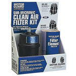 MotorGuard CLEAN AIR FILTER KIT 1/4NPT