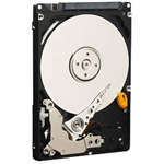 Western Digital Scorpio Black WD2500BEKT - Hard Drive - 250 GB - SATA-300