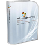 Microsoft Windows Server 2008 Standard Complete Packa1 Server, 5 CALs EDU DVD 32/64-bit English