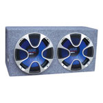 Pyle Audio Blue Wave Series PLBS102 - Car Subwoofer