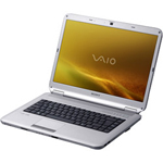 "Sony VAIO NS140E/S Core 2 Duo T5800 2 GHz 15.4"" TFT"