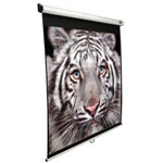Elite Screens Manual Series M84XWH-E30 - Projection Screen - 84 In