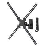 Elexa Level Mount Universal Full Motion DC37SJ - mounting kit ( Tilt & Swivel )
