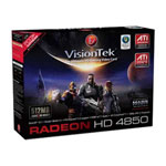 Visiontek Radeon HD 4850 - Graphics Adapter - Radeon HD 4850 - 512 MB