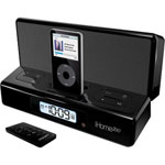 iHome iHome IHome2go IH27BR - Portable Speakers With Digital Player Dock
